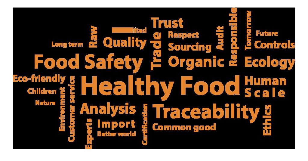 importateur aliments biologiques - importer organic ingredients